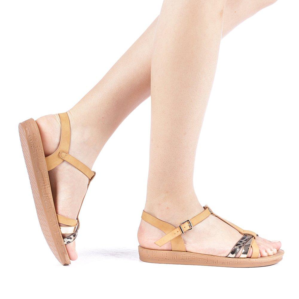 Sandale Dama Kraya Bej