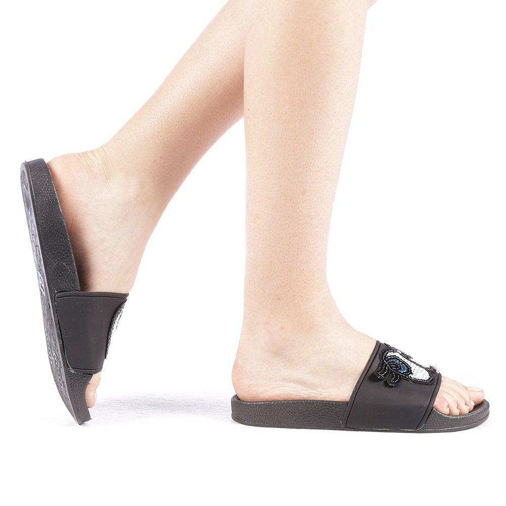 Papuci dama Terace negri