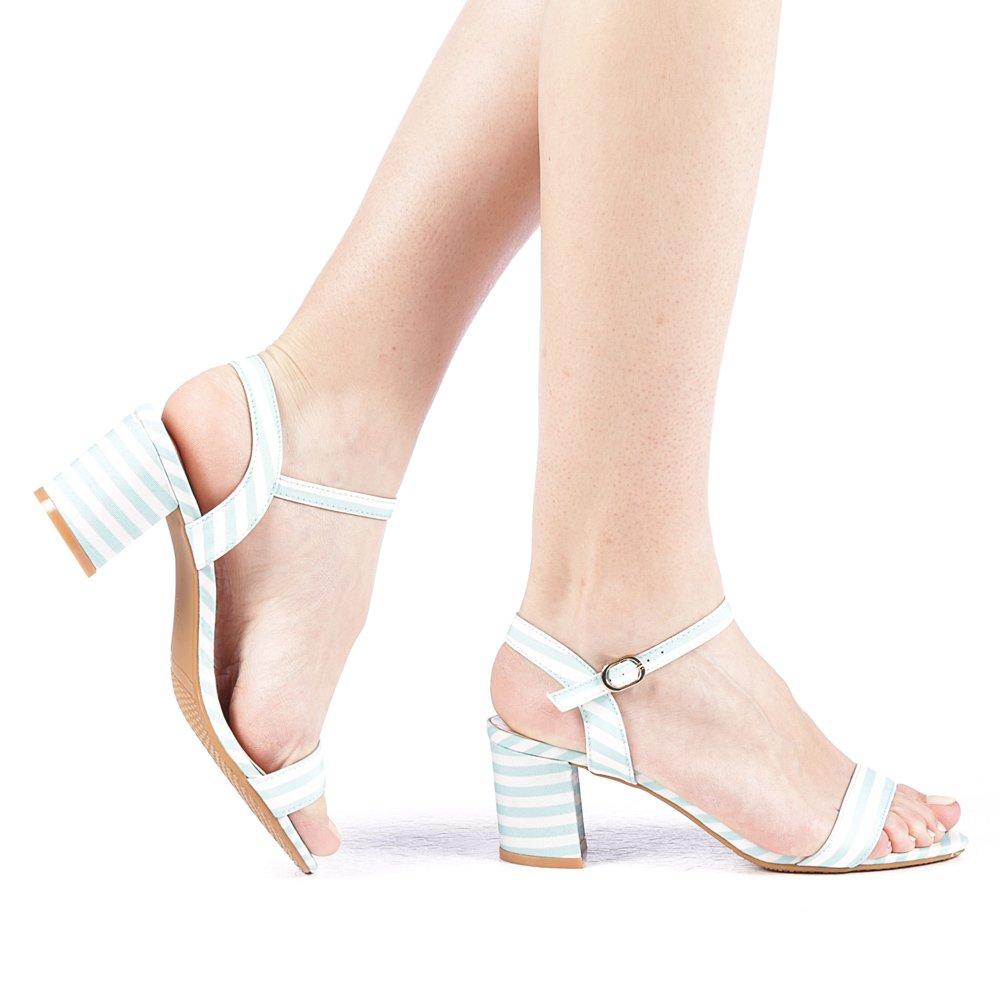 Sandale dama Saryna verzi