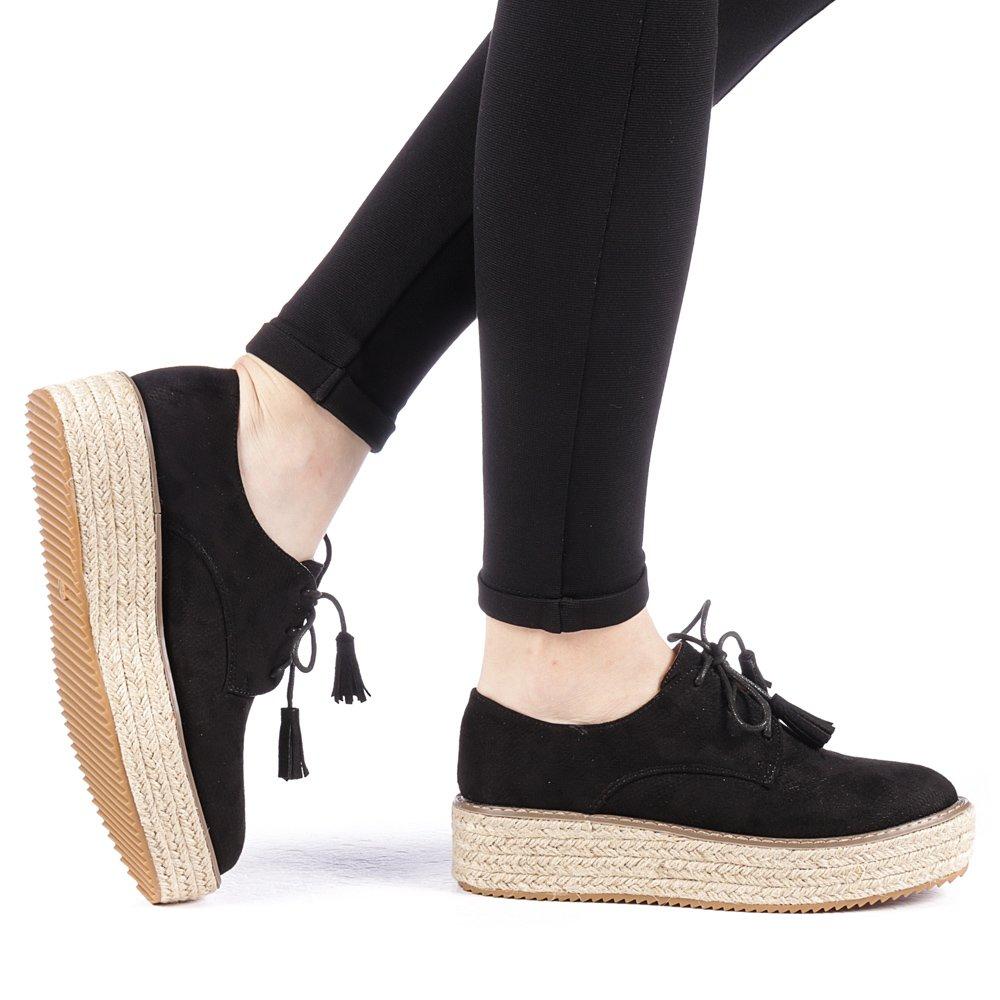 Pantofi dama Girlo negri