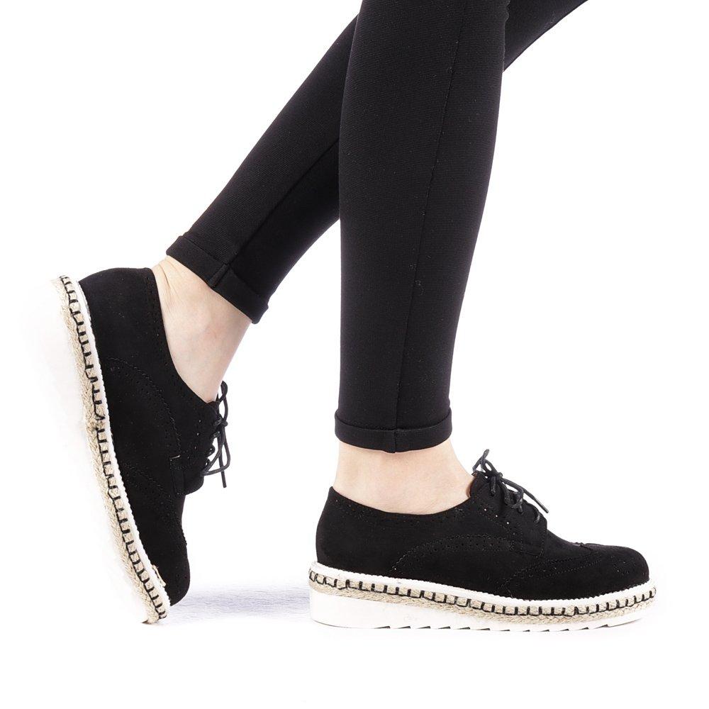 Pantofi dama Krana negri