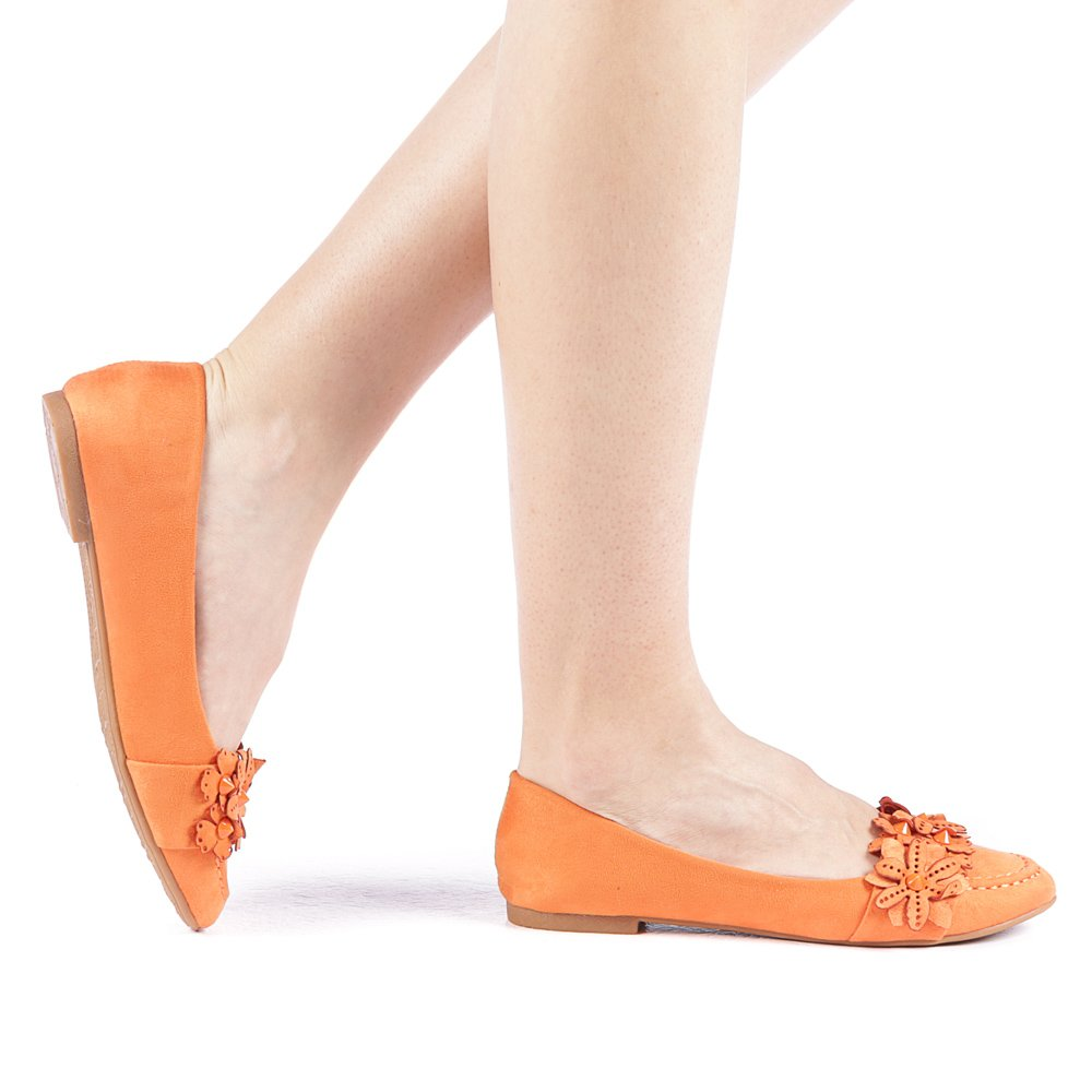 Balerini dama Asira portocalii