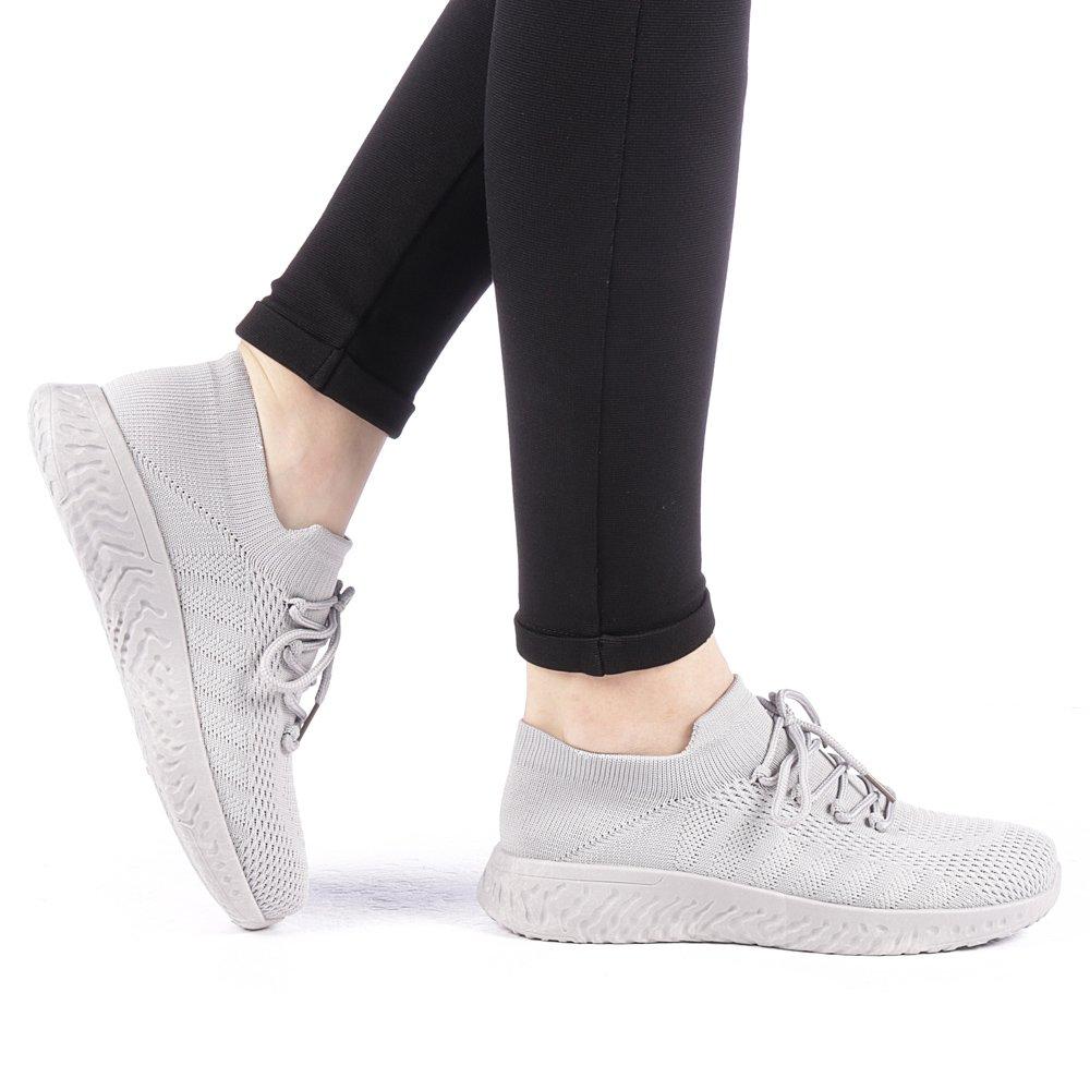 Pantofi sport dama Flagia gri