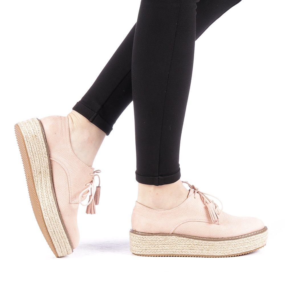 Pantofi dama Girlo roz