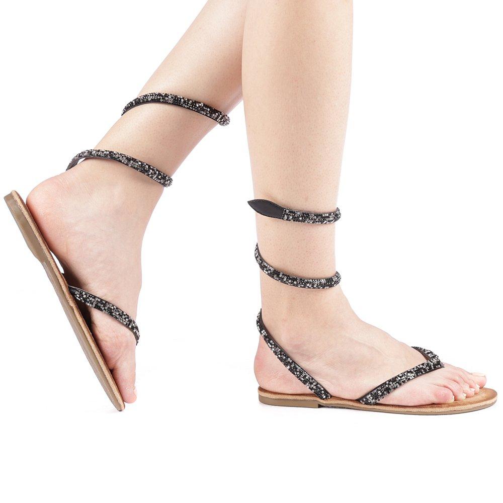 Sandale dama Beatris fuchsia