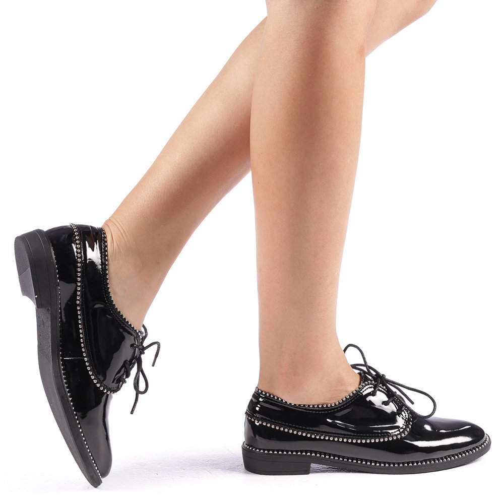Pantofi dama Marusia khaki