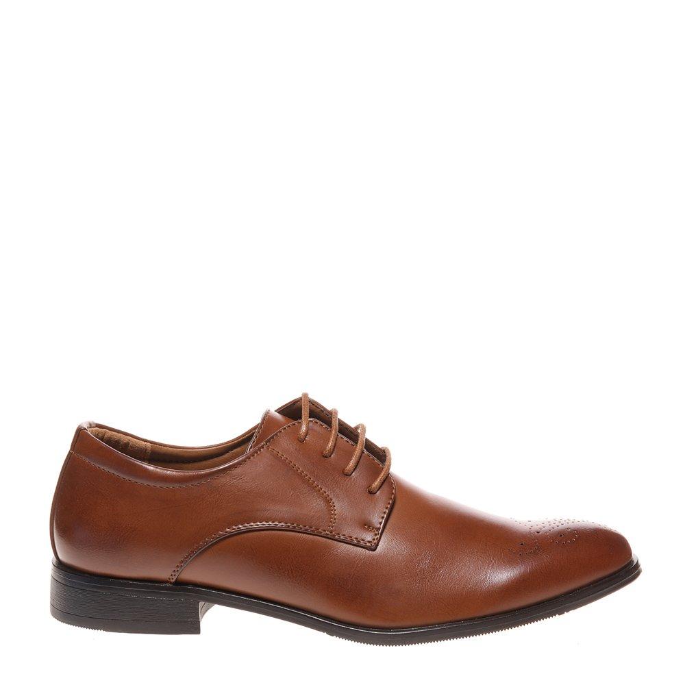 Pantofi Barbati Caius Camel