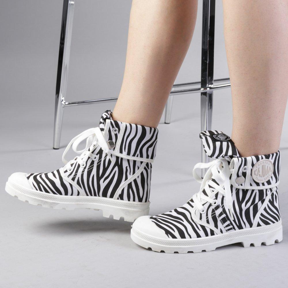 Ghete dama Ligia zebra