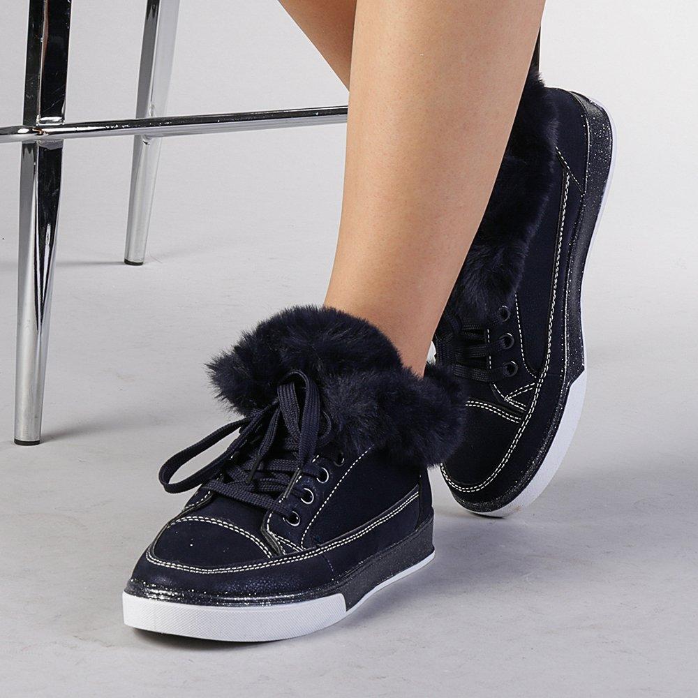 Pantofi sport dama Salomea negri
