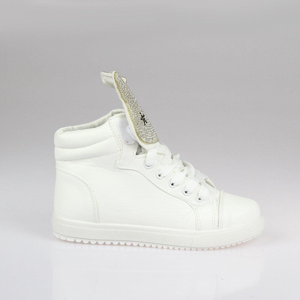 Sneakers dama Callen alb