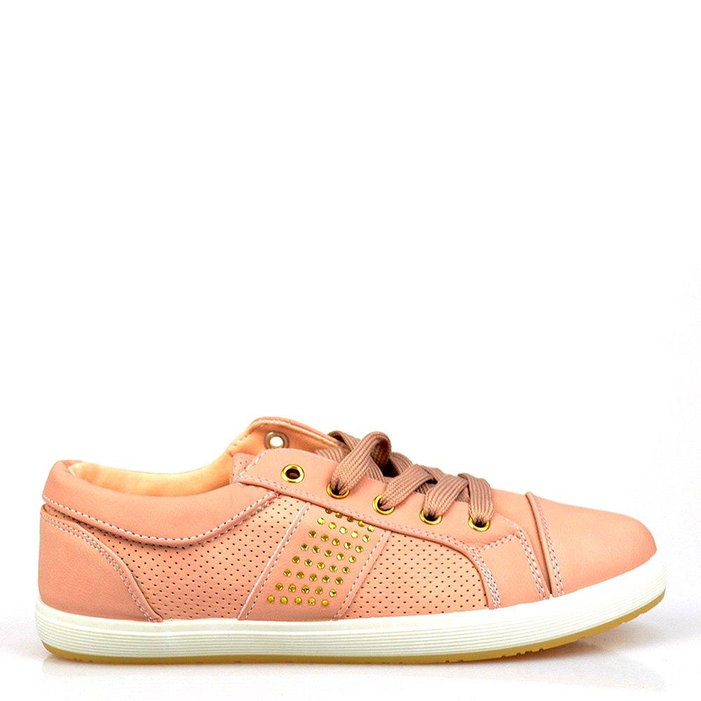 Pantofi sport dama roz Enid