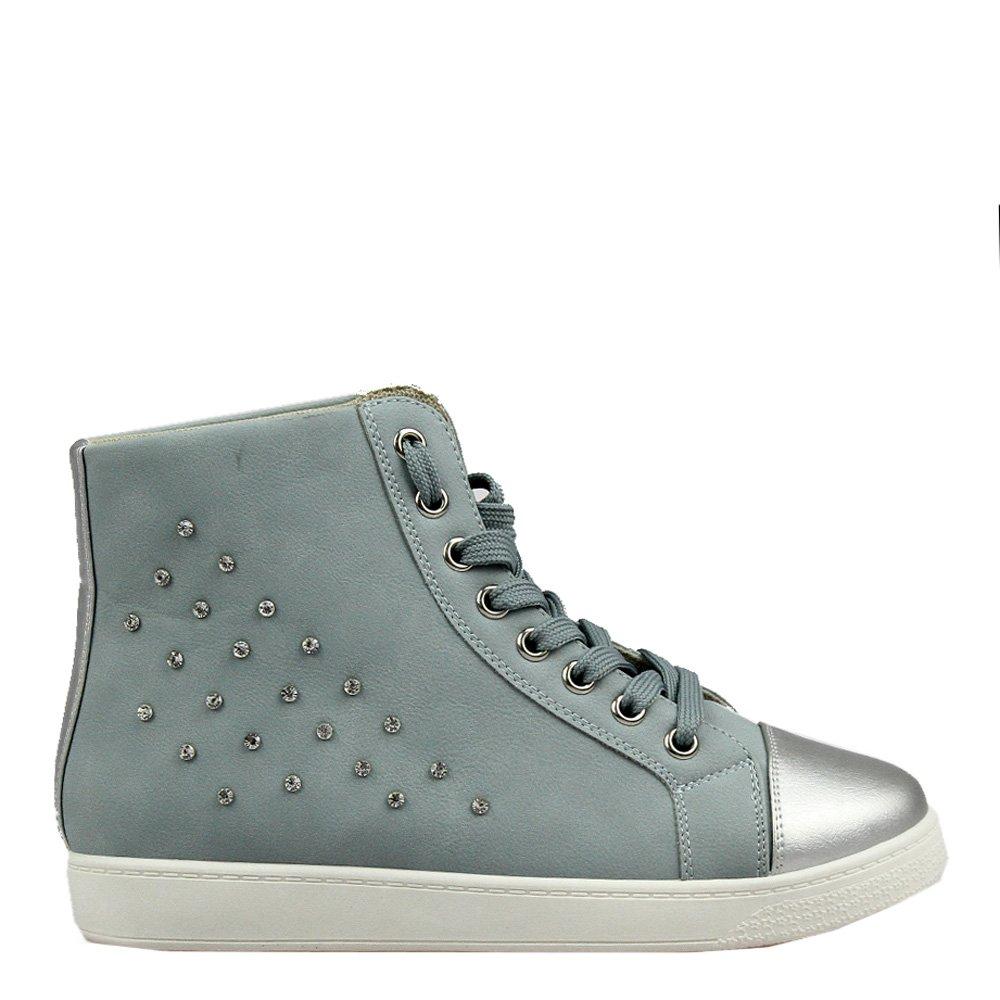 Sneakers dama Iarina albastru