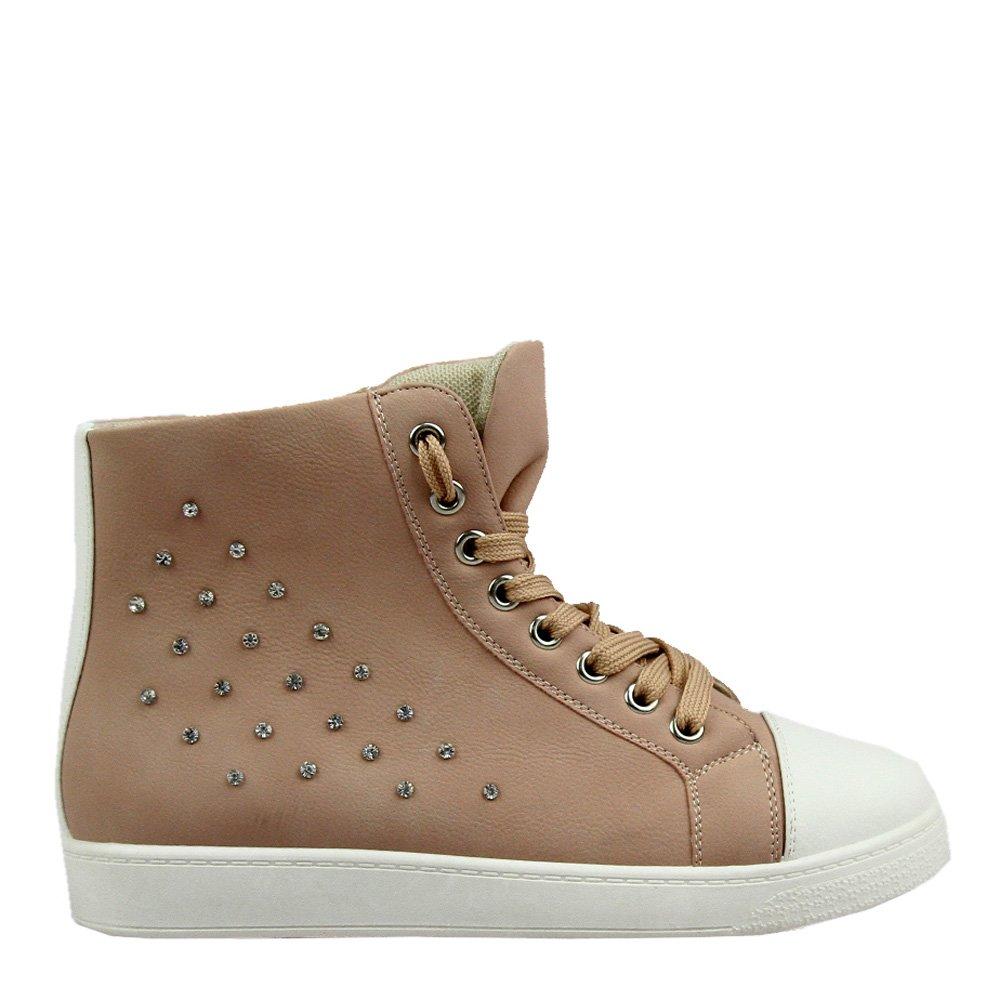 Sneakers dama Iarina roz