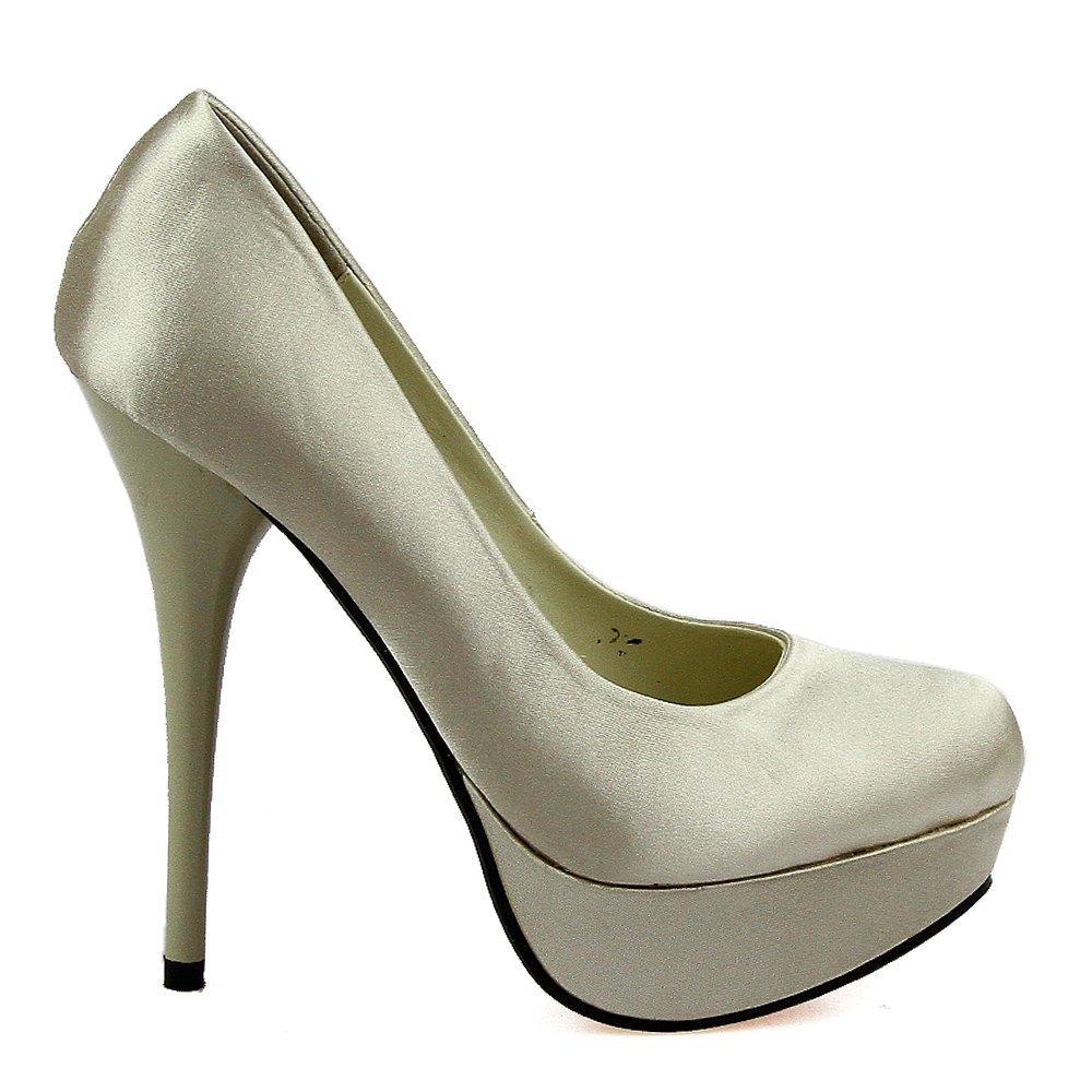 Pantofi Dama Freya Bej Sampanie