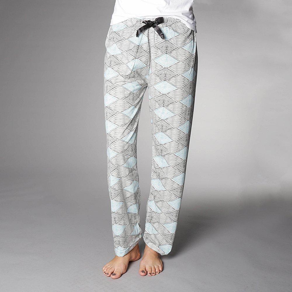 Pantaloni Dama Serena Albastri