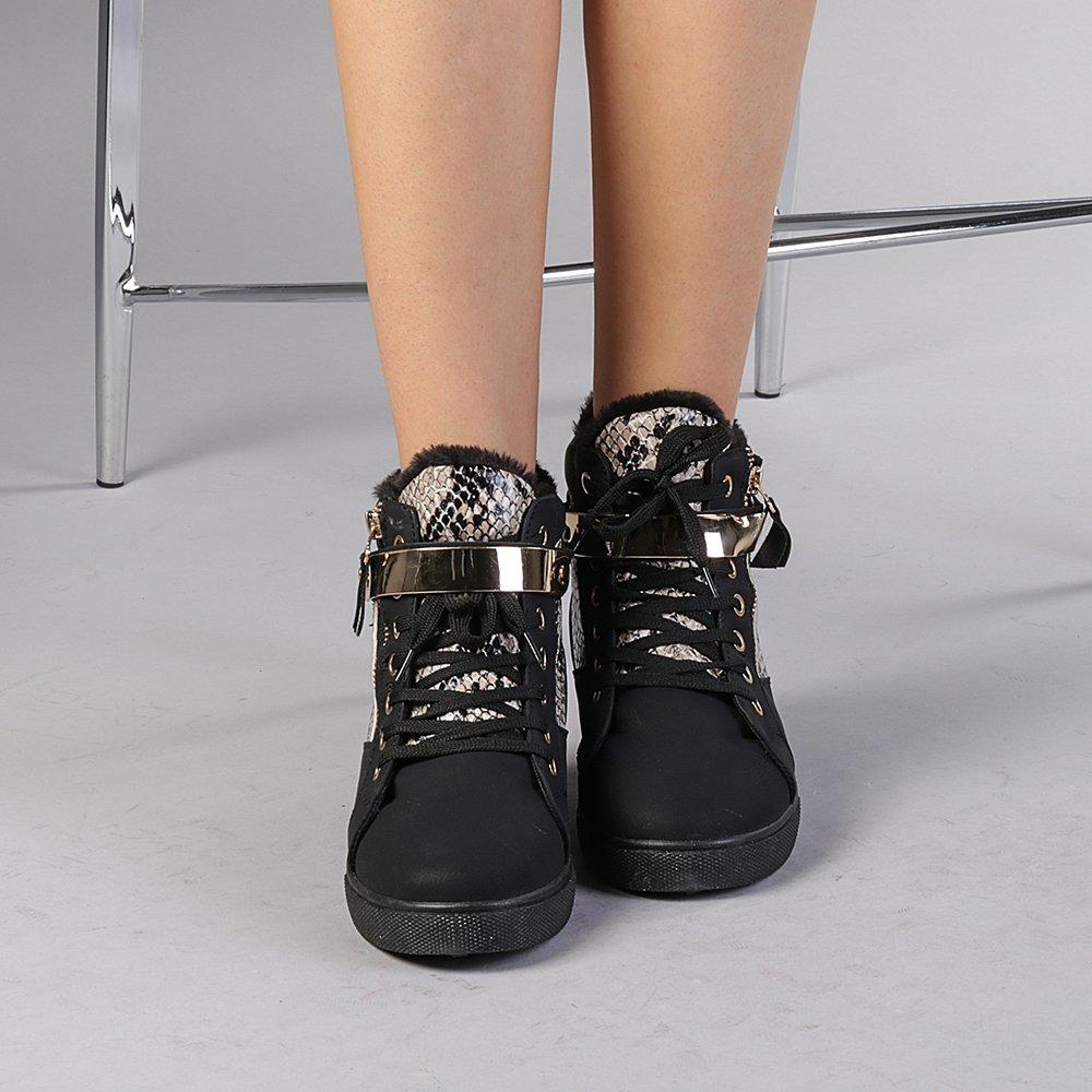 Pantofi Sport Dama Clain 2 Negri