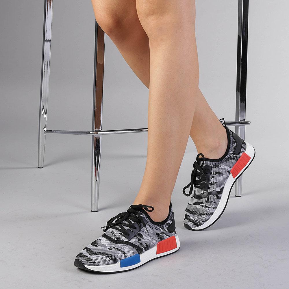 Pantofi sport dama Supple negri