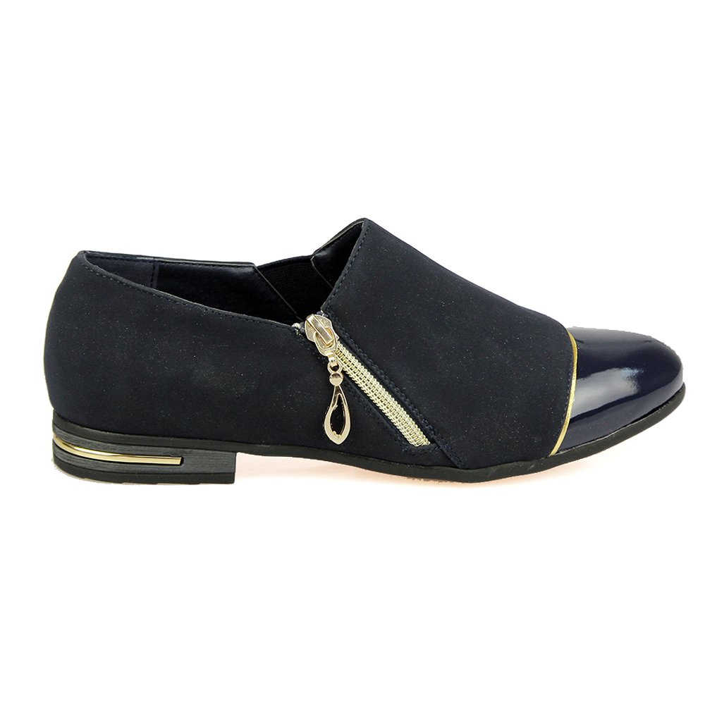 Pantofi dama Fire albastri