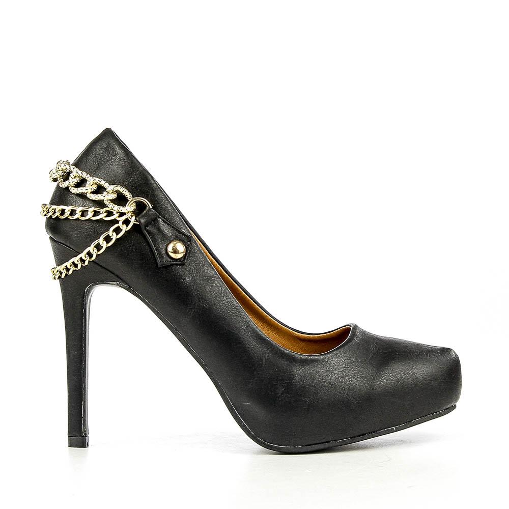 Pantofi dama Lupita negri