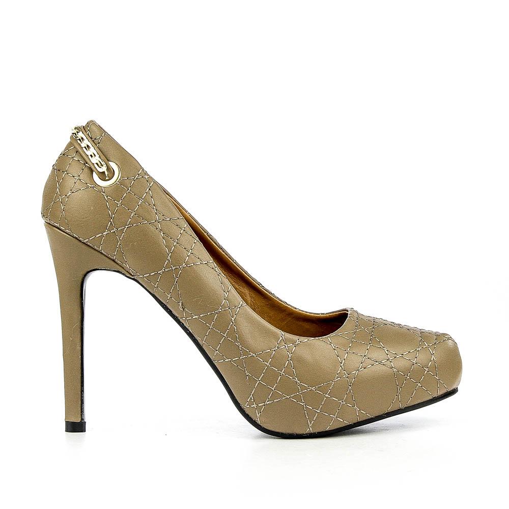 Pantofi dama Lola khaki