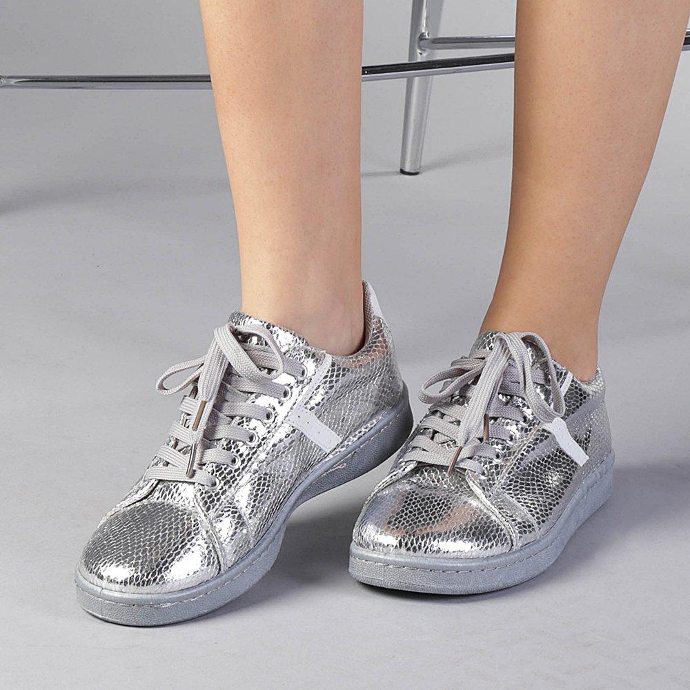 Pantofi sport dama Iunia aurii