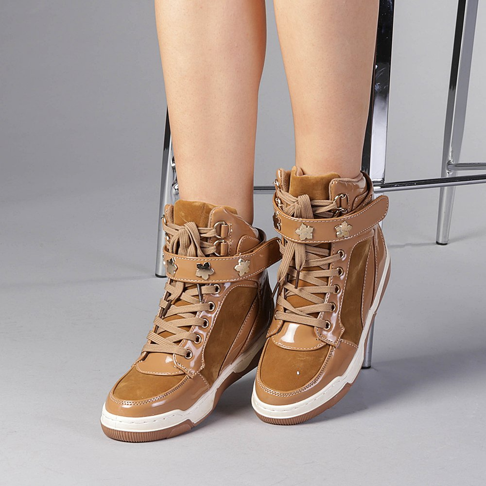 Pantofi Sport Dama Mirabel Khaki
