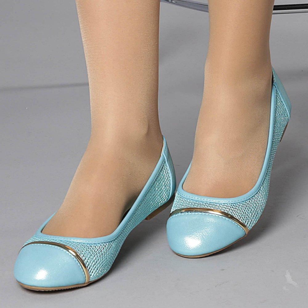 Balerini dama Lupita albastri