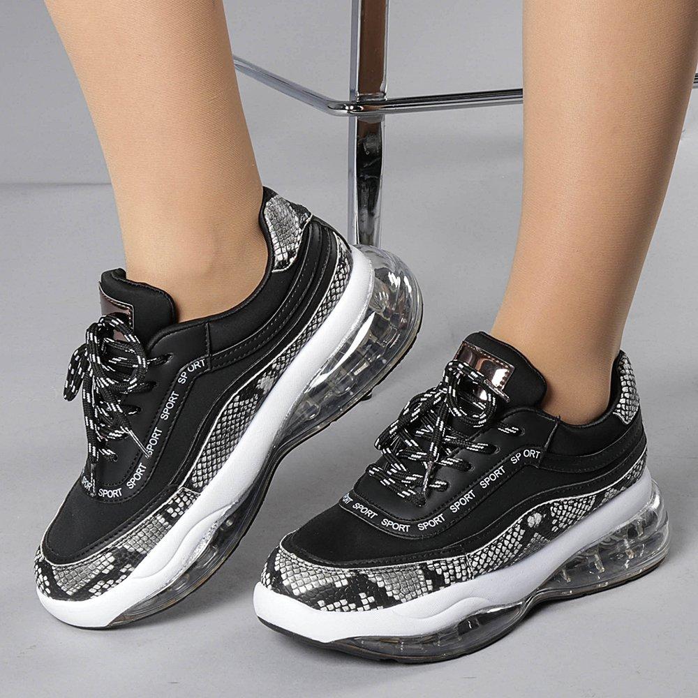Pantofi sport dama Geea negri