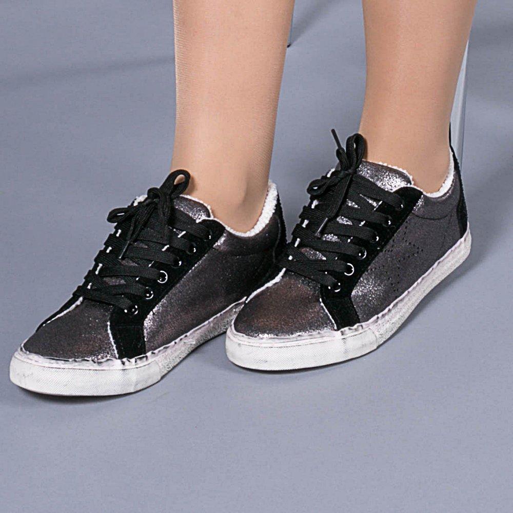 Pantofi sport dama Amon negri