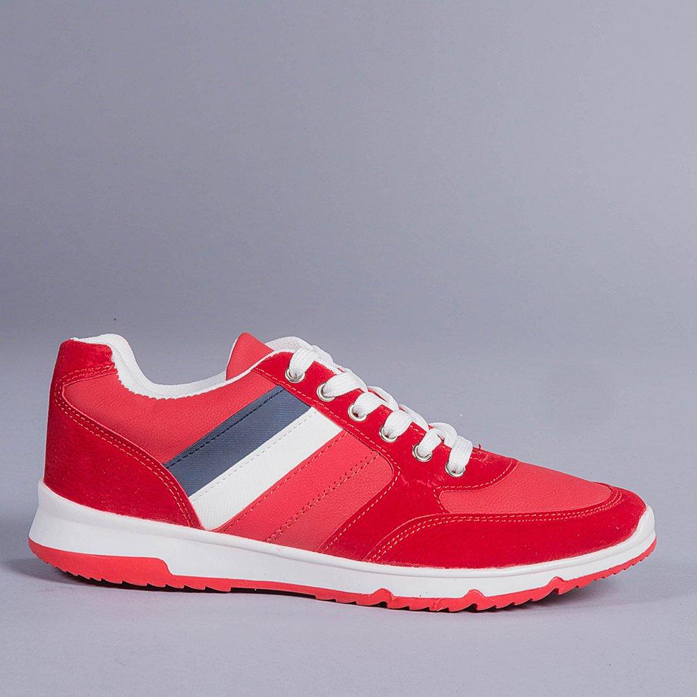 Pantofi sport barbati Zaide rosii