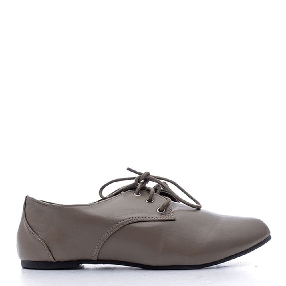 Pantofi dama Raven taupe