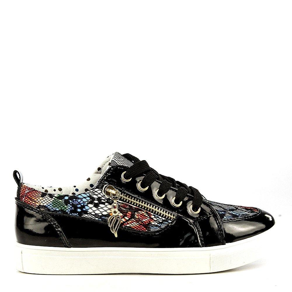 Sneakers dama Jordy negru