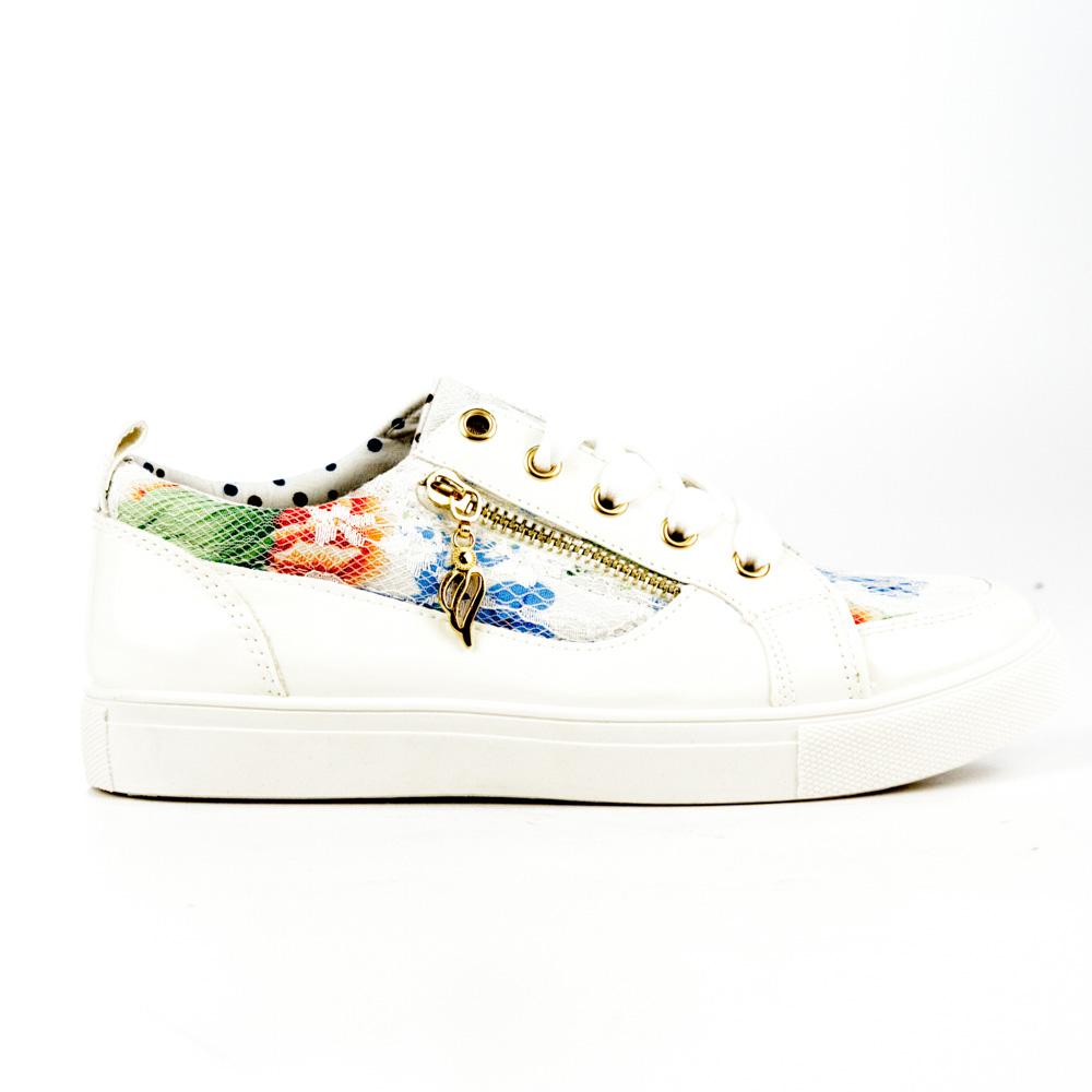 Sneakers dama Jordy albi