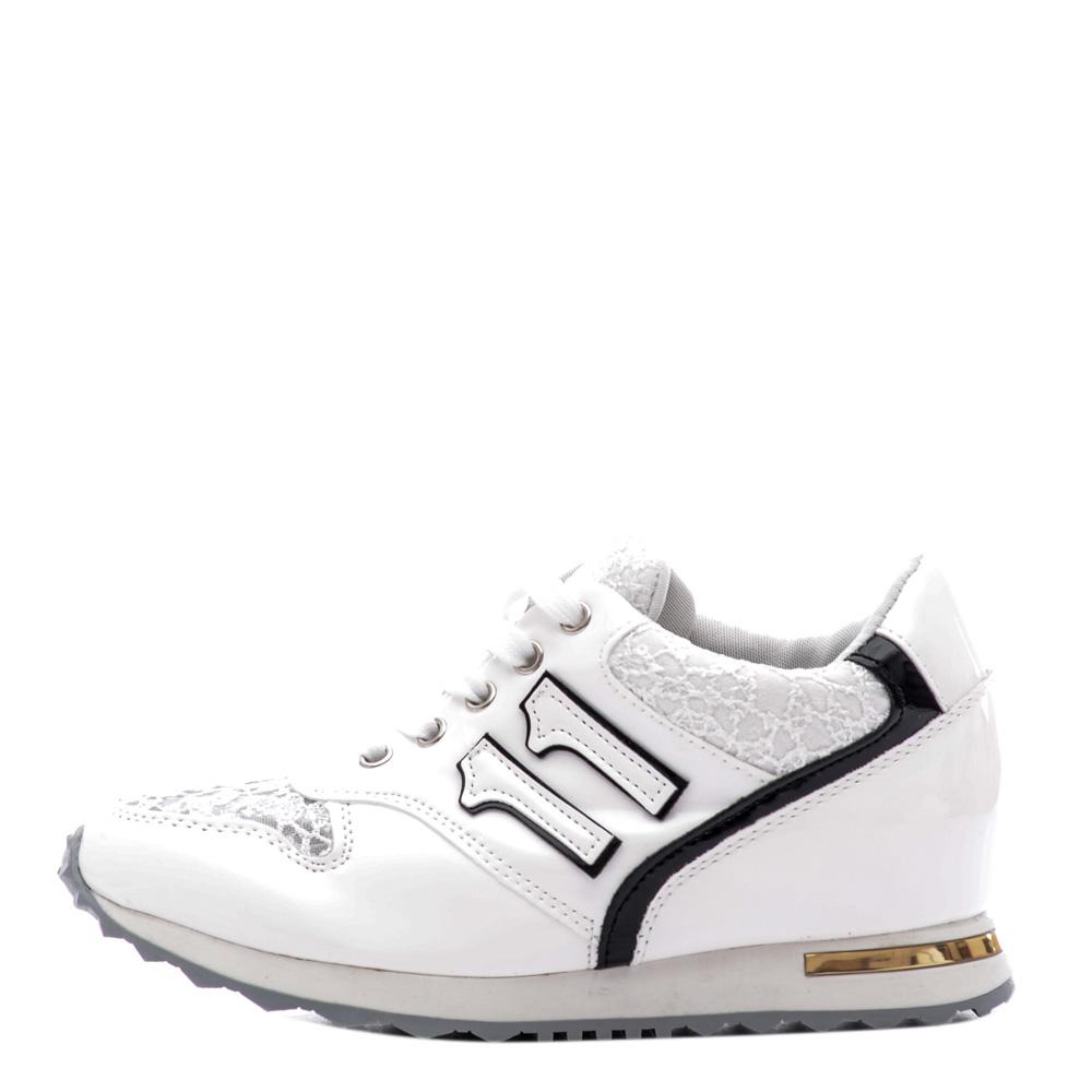 Sneakers dama Ramona alb