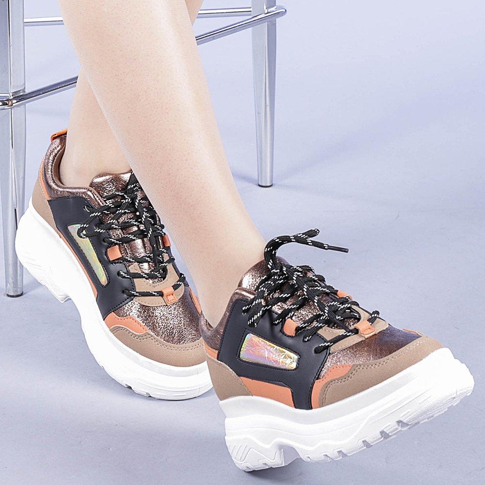 Pantofi sport dama Malini verzi
