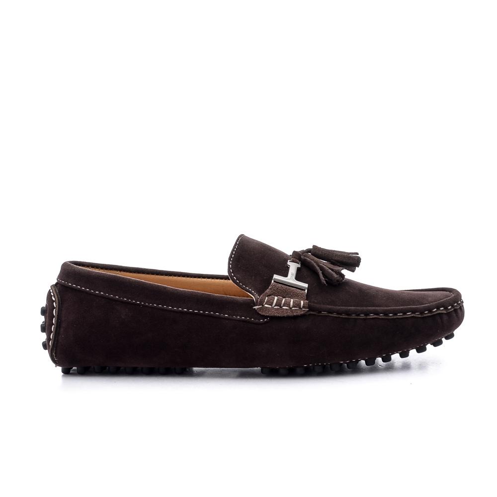 Pantofi barbati Seymour maro