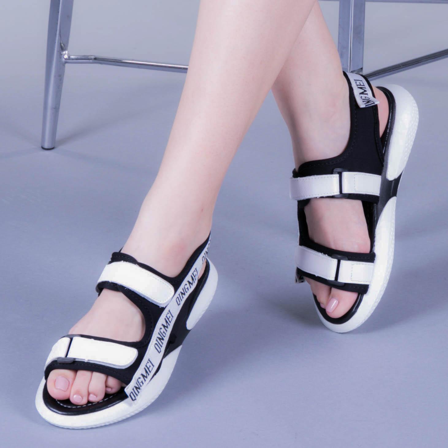 Sandale dama Tantiana negre