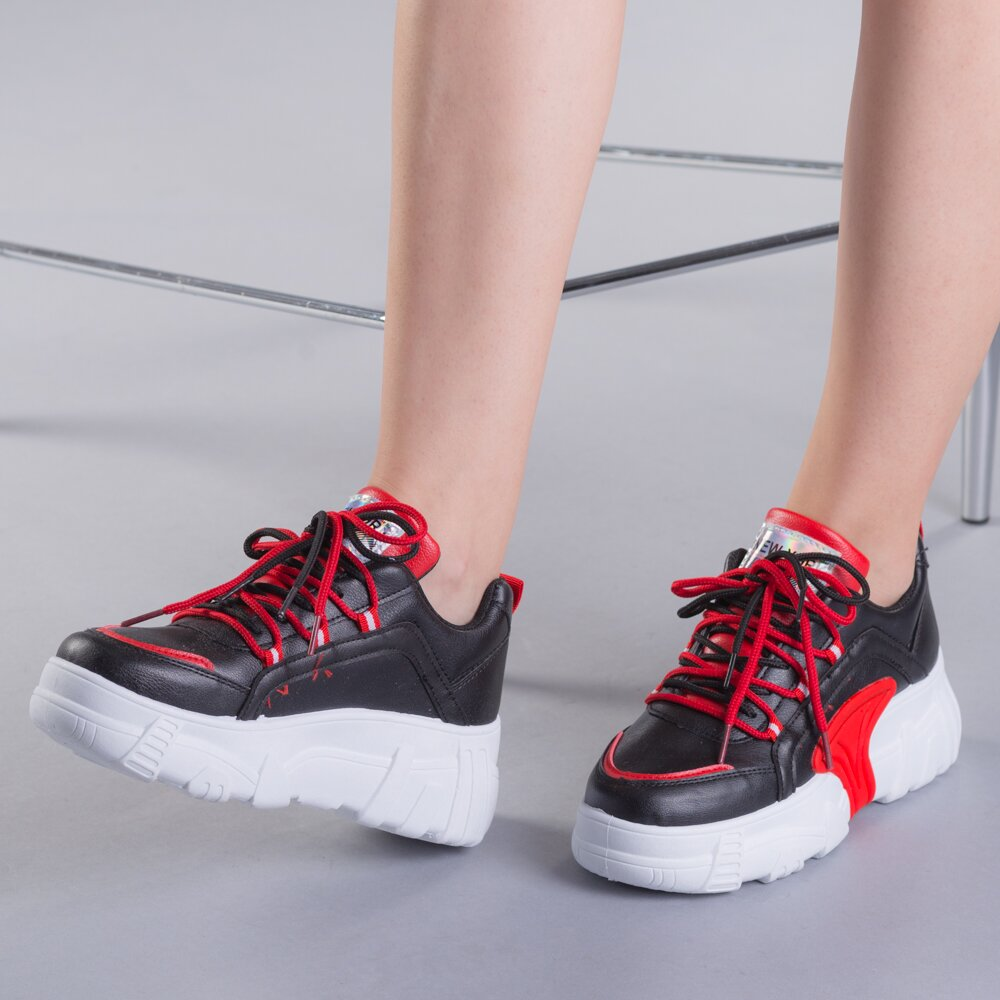 Pantofi sport dama Naomi negri
