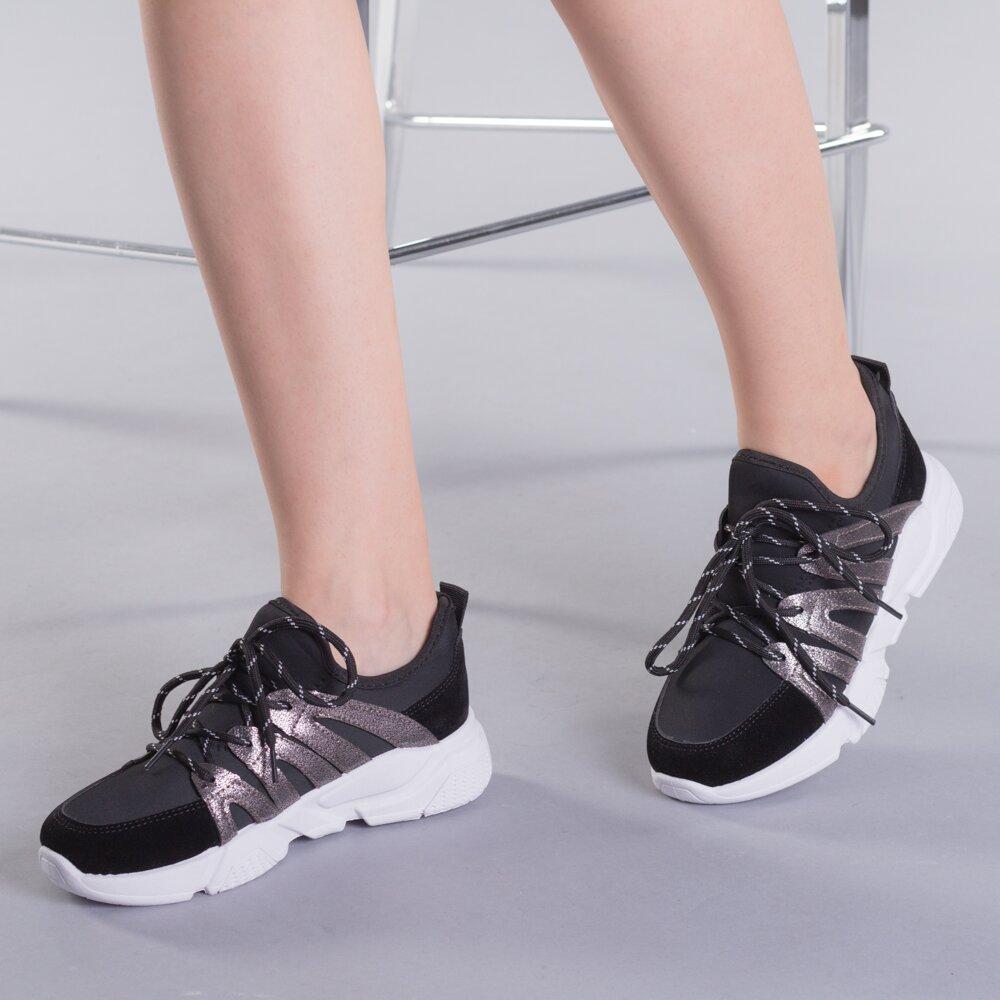 Pantofi sport dama Olga negri