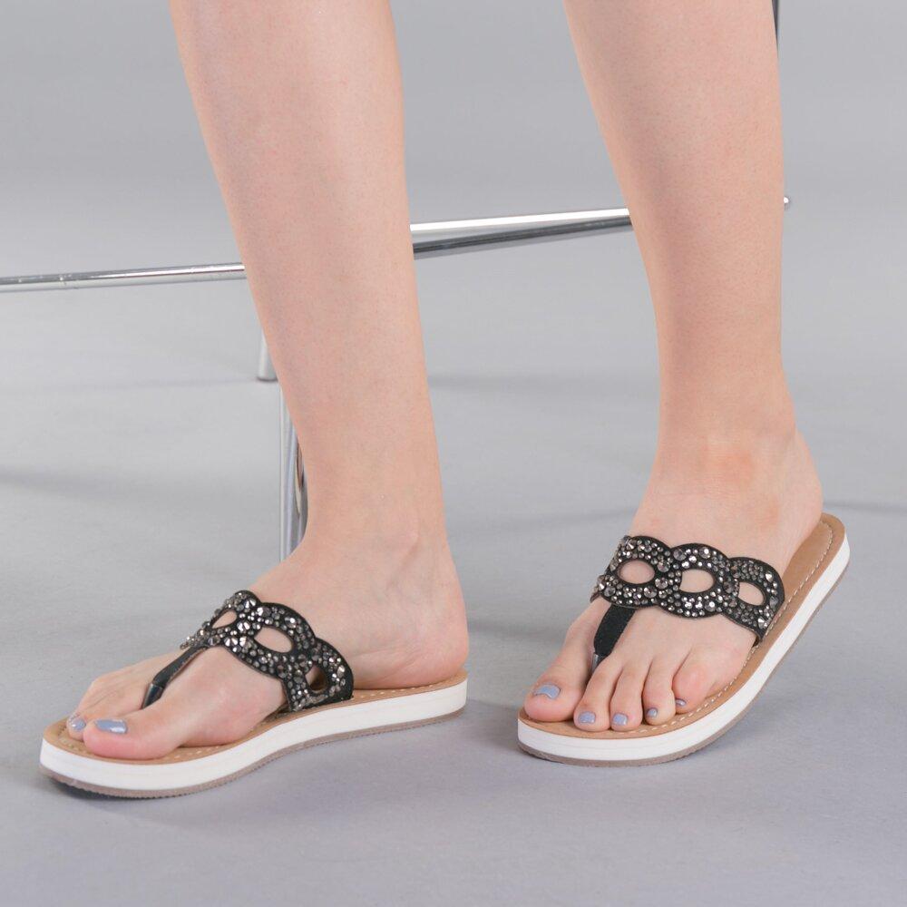 Papuci dama Ilinca argintii