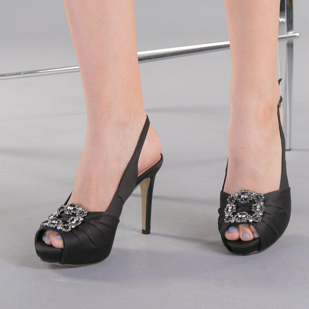 Sandale dama Isabela negri