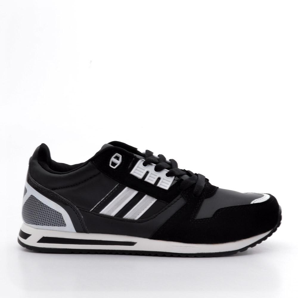Pantofi sport dama Honor 1 negri cu alb