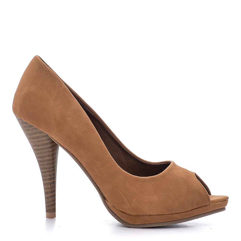 Pantofi dama Kristen camel