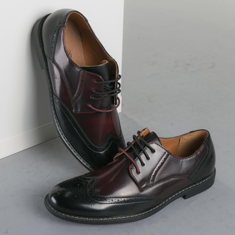 Pantofi barbati Noah negri