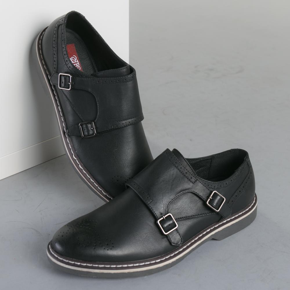 Pantofi barbati Florin negri