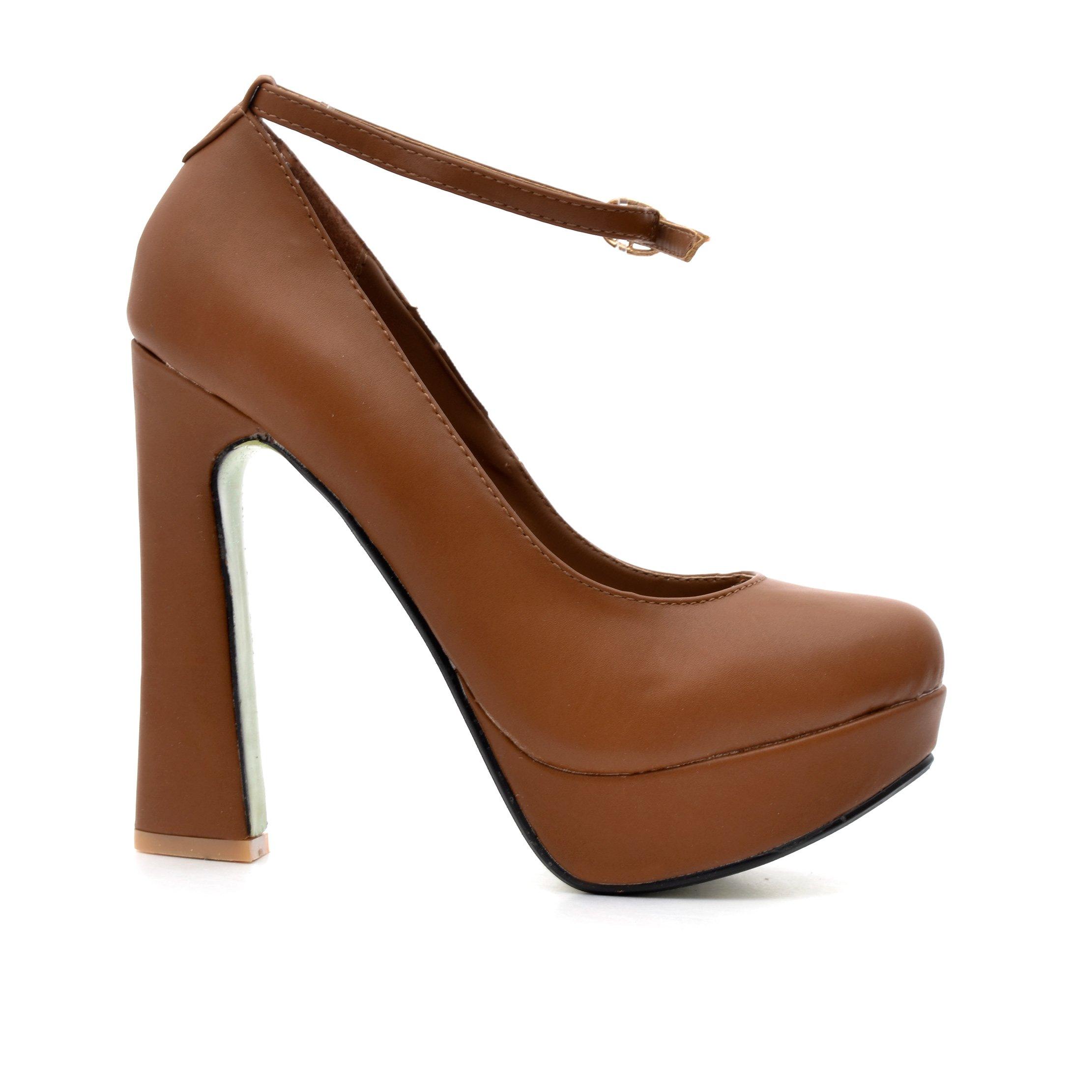 Pantofi Dama Kitana Camel