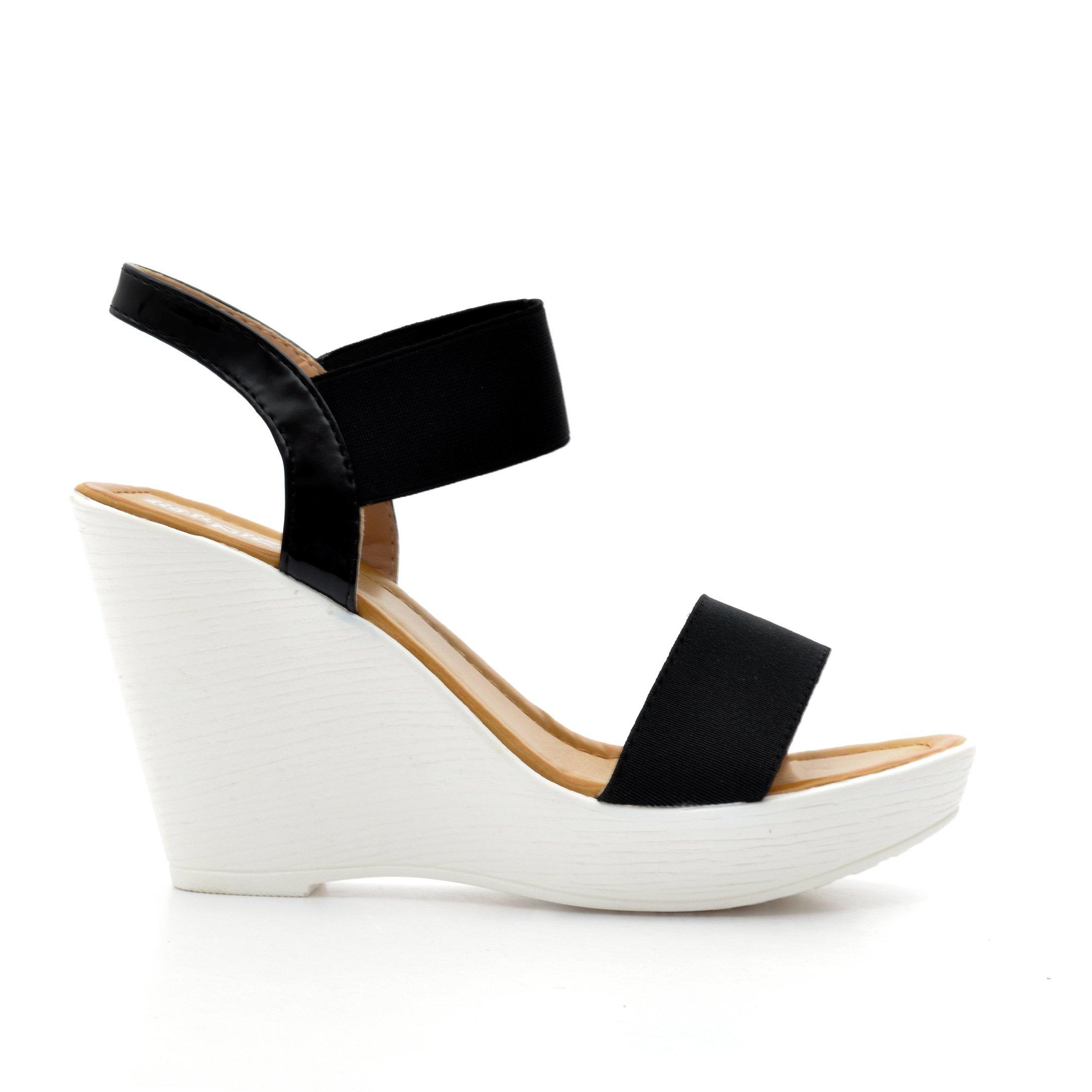 Sandale dama Aleta negre