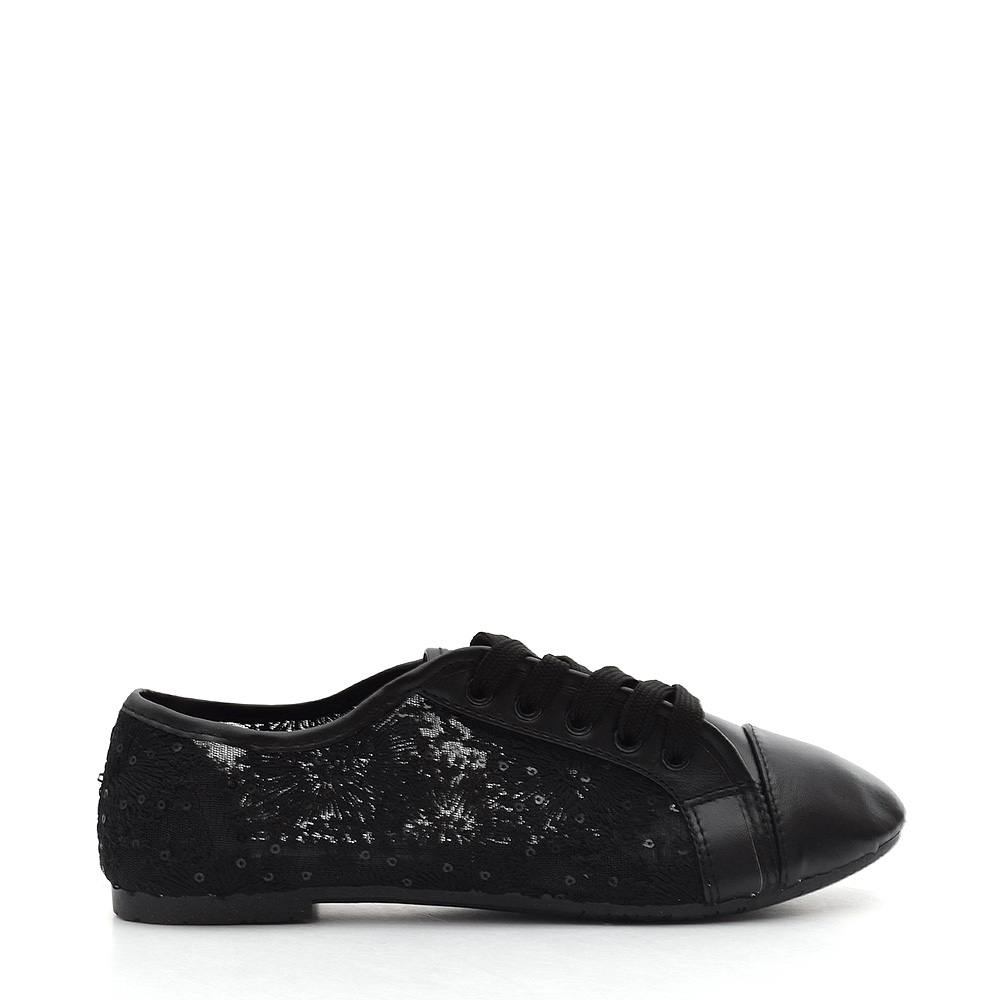 Pantofi dama June negri