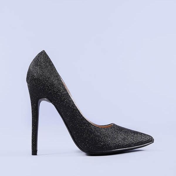Pantofi stiletto Betsy negri