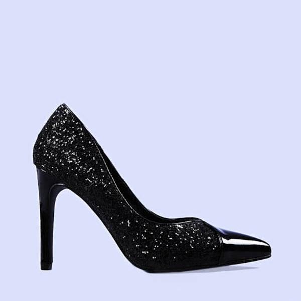 Pantofi dama Beth negri